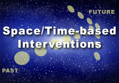 space time based interventions